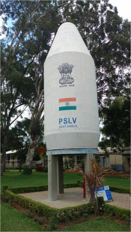 Heat Shield - PSLV