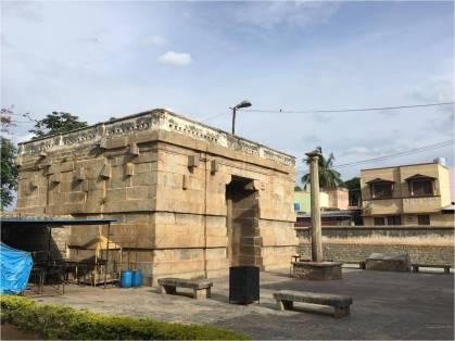Entrance to Kolaramma temple