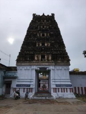Pachai Vannar temple