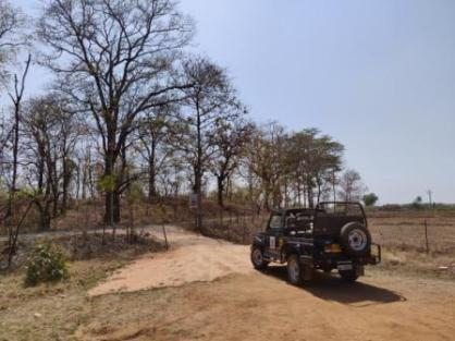 Maruti Suzuki Gypsy ready for Safari