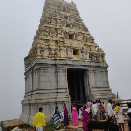 Gopuram of Biligiri Rangaswamy temple