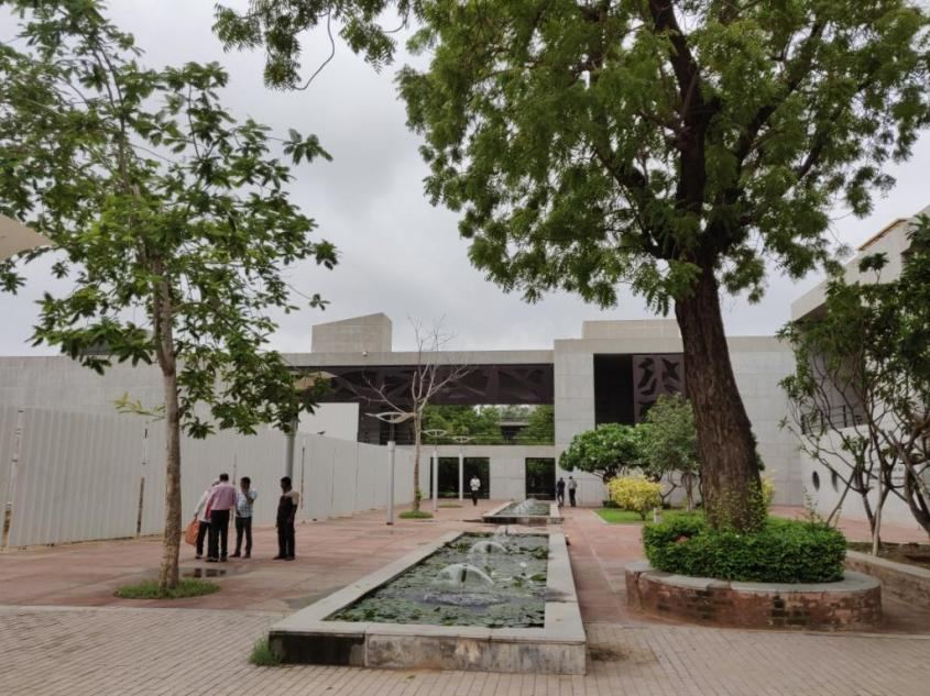 IIM A - new campus