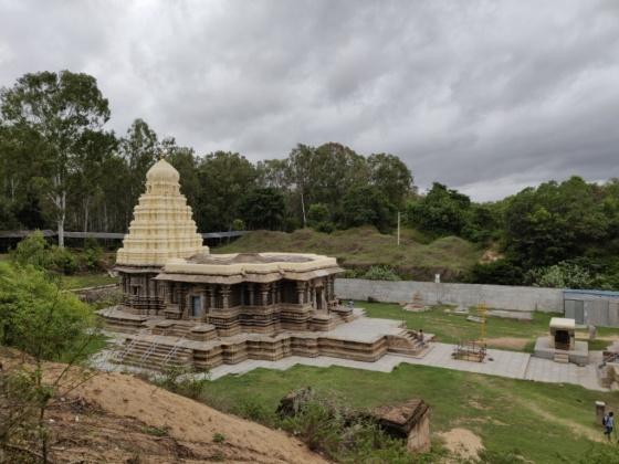 Keerthi Narayana temple - Talakadu