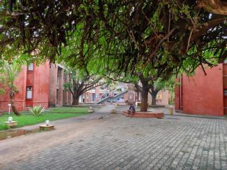 MICA campus