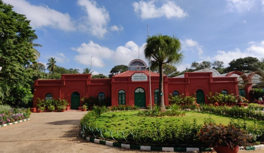 Department of Horticulture Office - Lalbagh