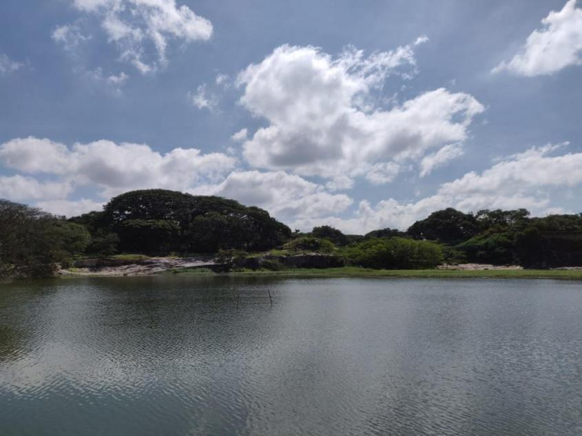 Lalbagh Kere or Lake