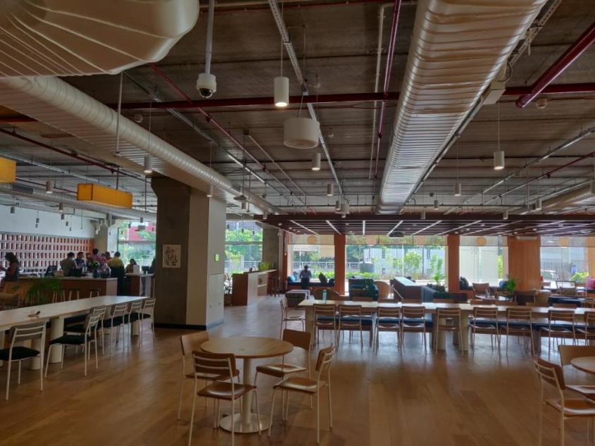 Common Area - WeWork