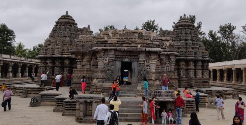 Chennakesava Temple Somanathapura